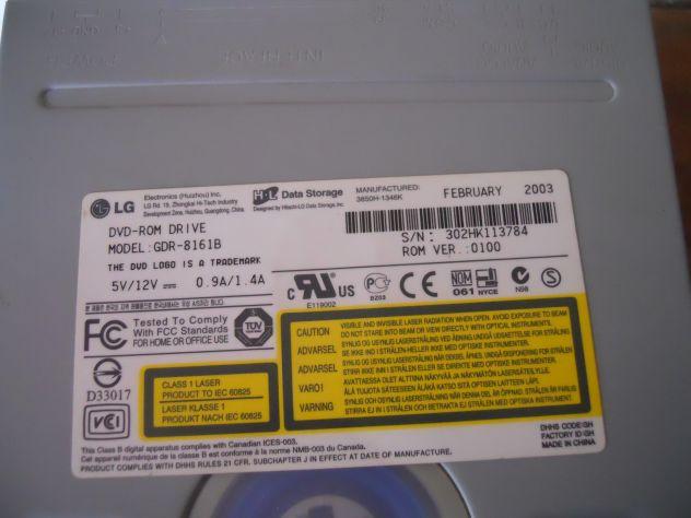 4 lettori/masterizzatori CD-DVD - Foto 6