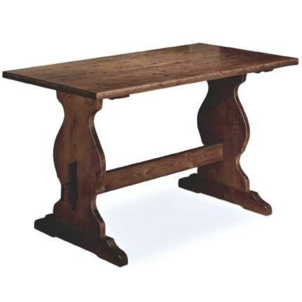 Tavoli ristorante in legno cod 800/130/30 color noce scuro