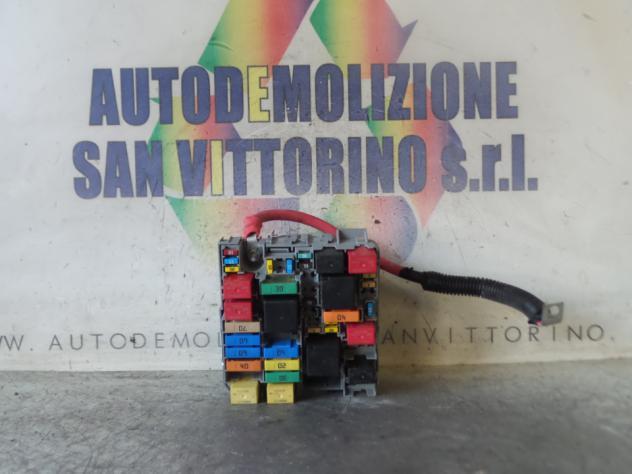 SCATOLA DERIVAZIONE BATTERIA ALFA ROMEO GIULIETTA (5Y) (08/13)