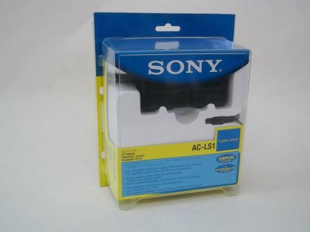 Alimentatore per videocamere SONY AC-LS1.