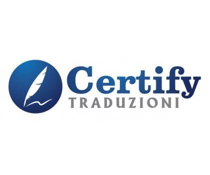 CERTIFY TRADUZIONI - Foto 569 -