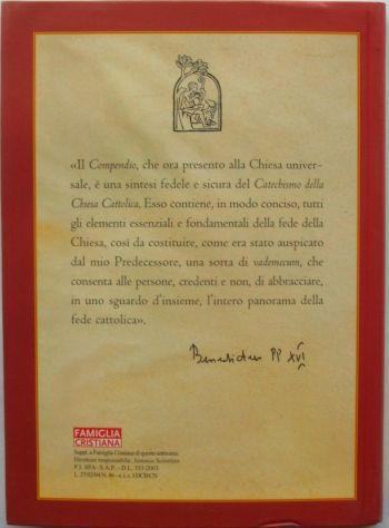 Catechismo della chiesa cattolica Compendio Libreria Editrice Vaticana - Foto 2