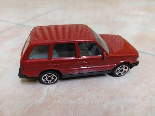 R63- MODELLINO AUTO RENGE ROVER