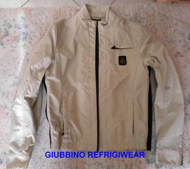 Giubbino marca Refrigiwear