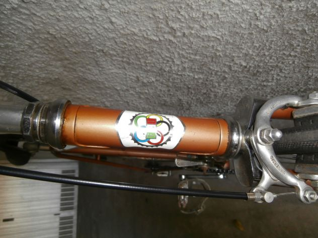 bici corsa ITALVEGA ideale per eroica - Foto 3