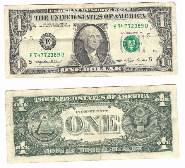 Vendo banconote diversi Stati da collezione