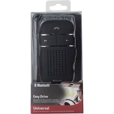 VIVAVOCE BLUETOOTH  EASY DRIVE CELLULARLINE