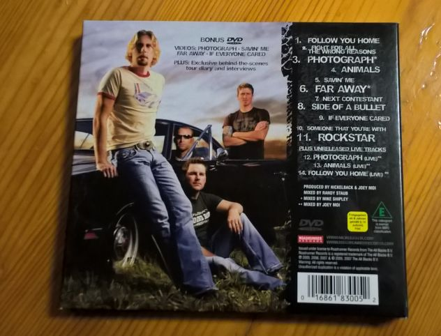 Nickelback - All The Right Reasons - Foto 2