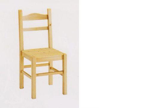 Sedute Per Sedie Di Legno.Arredamenti Rustici Sedia Anita Seduta In Legno Nuova Vero Annunci
