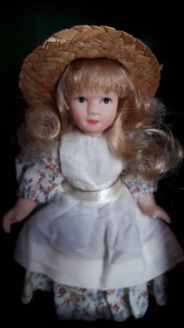 Bambola in Porcellana Doll's House Collection - Foto 4