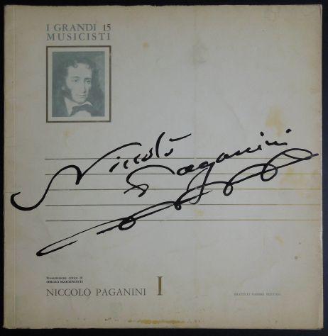 Dischi 33 giri di musica classica, edizioni Fabbri 1965-1967