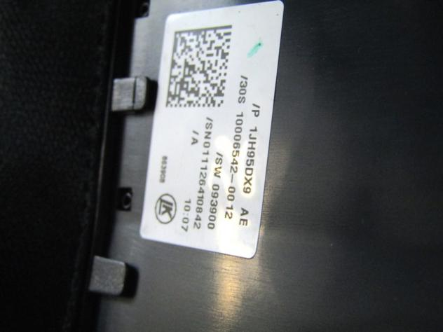 1VU77DX9AB RIVESTIMENTO PIANTONE STERZO LANCIA THEMA 3.0 176 KW 5P D AUT (2 … - Foto 3