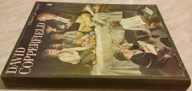 David Copperfield di Charles Dickens Ed.Fratelli Fabbri 1965 ottimo - Foto 3