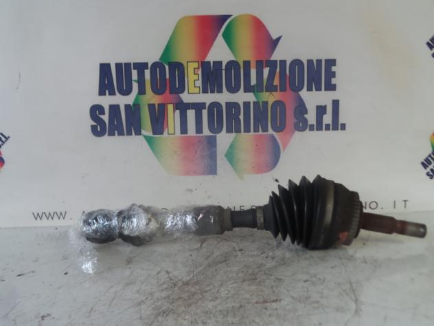 SEMIALBERO ANT. COMPL. DX. VOLKSWAGEN POLO 3A SERIE (11/9409/01)