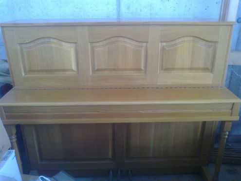 Pianoforte verticale Offenbach - Foto 3