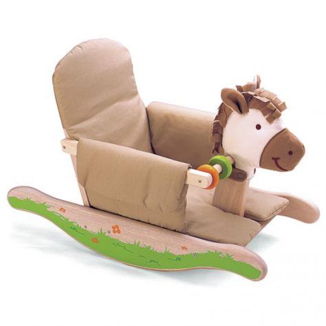 Pony a dondolo pintoy - Foto 2