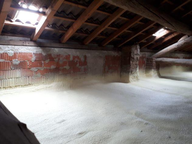 Isolamento termico calpestabile sottotetto condominiale