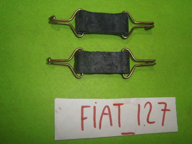 Tiranti sostegno marmitta centrale Fiat 127 1°s prima serie L C CL SPORT &q … - Foto 4