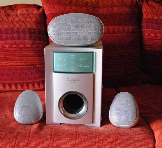 Impianto Home Theatre - Schaub-Lorenz SP-200