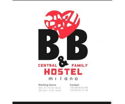 Hotel Central Hostel Milano Agency