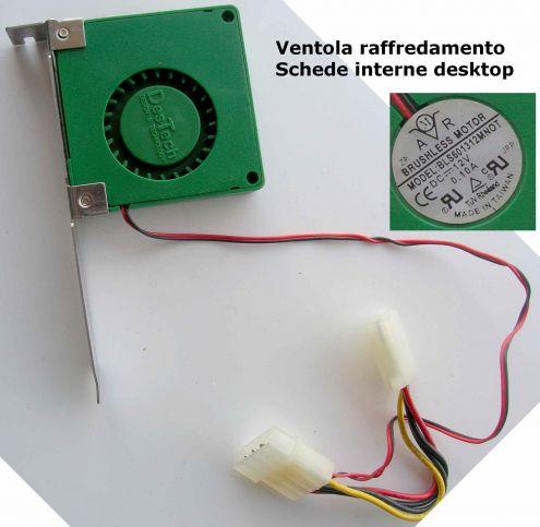 Ventola PCI computer interno BLS601312MNOT Vintage