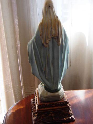 Statua Madonna di Lourdes - Foto 4