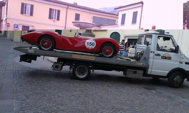 Appassionato trasporta auto d'epoca Usato - Foto 2