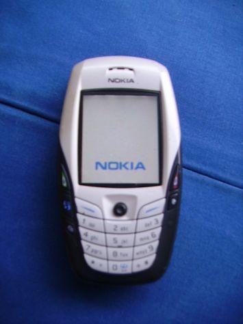 Cellulare Nokia 6600
