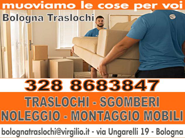 MUOVIAMO LE COSE PER VOI - Traslochi, Sgomberi & Falegnameria