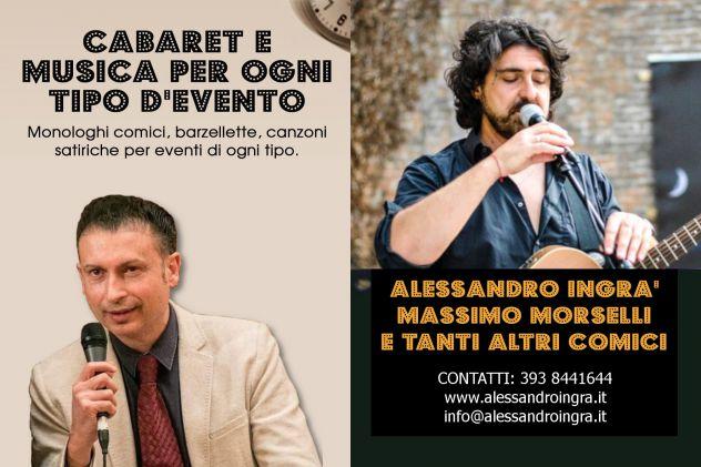 Cabaret con dj set live acustico pianobar a Cernobbio - Foto 2