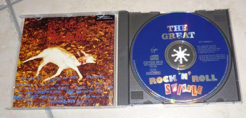 Sex Pistols - The great rock'n'roll swindle CD Originale - Foto 2