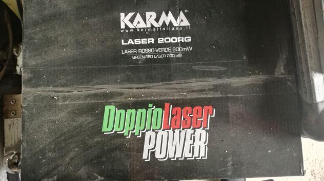 Karma Laser