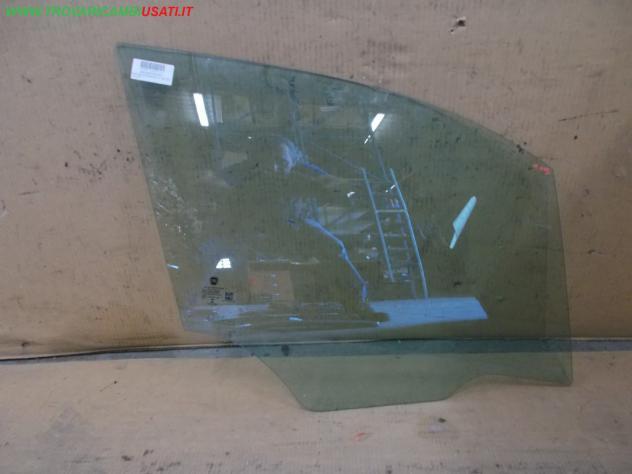 SCENDENTE PORTA ANT. D.  FIAT 500 X (334-5F)
