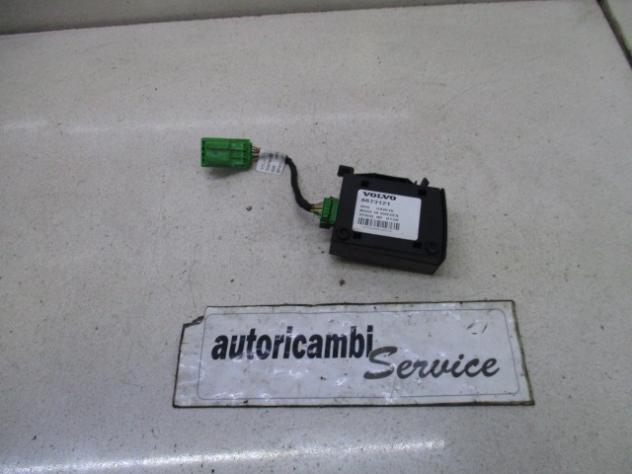 VOLVO V50 2.0 D 6M 100KW (2004) RICAMBIO CENTRALINA TELEFONO DI BORDO LETTO …