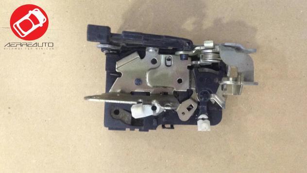 0081807 SERRATURA PORTIERA SX LIGIER X-TOO MAX DUE IXO R S RS JS50 MICROCAR DU