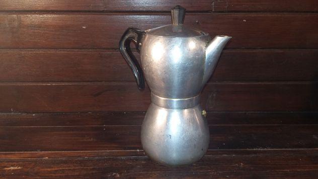 V481 caffettiera riuso Signora Caffettiera 6tz