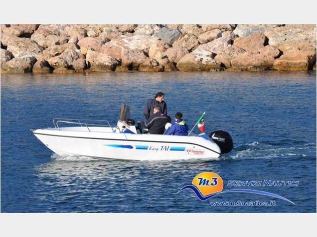 barca a motore Easy Tai 17 anno2005 lunghezza mt5 - Foto 6