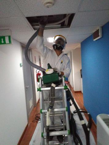 Disinfezione ambienti e di Impianti Aeraulici - Foto 2