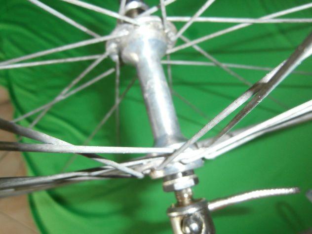 coppia vecchie ruote corsa ATOM - Foto 9