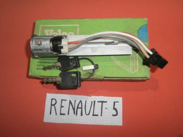 Blocchetto commutatore accensione Renault 5 Alpine L TL GTL Valeo 252224 &q … - Foto 6