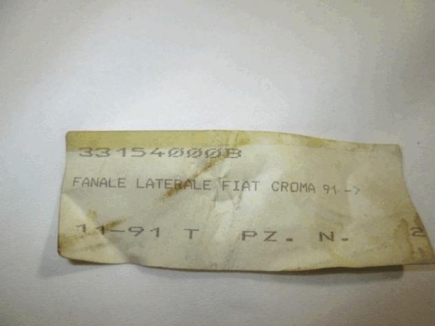 82457551 FRECCIA INDICATORE DI DIREZIONE PARAFANGO LATO DESTRO O SINISTRO F … - Foto 3