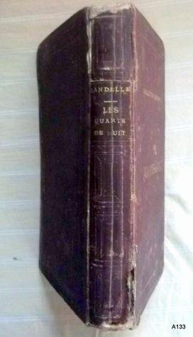 G. DE LA LANDELLE 1872: QUARTS DE NUIT. - Foto 5