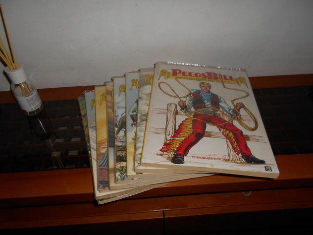 Fumetti Pecos Bill gigante