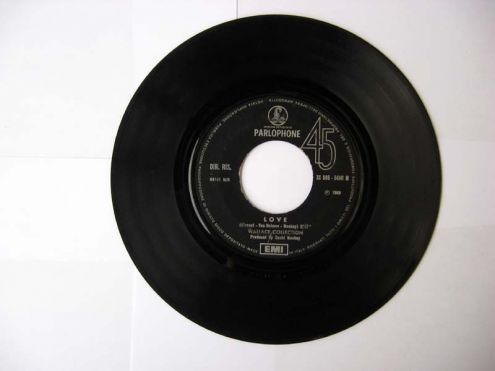 45 giri del 1969-Wallace Collection-fly to the earth - Foto 3