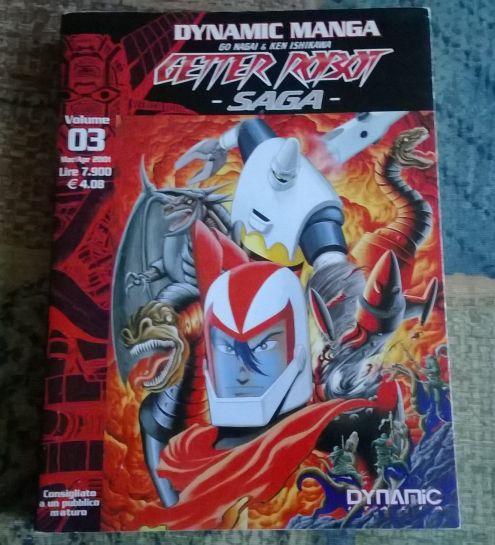 Getter Robot Saga Vol.1-4 - Foto 3