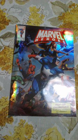 Calendario Marvel Heroes Special Edition 2009