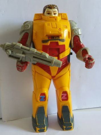 Transformers - Landmine -1988 - VINTAGE -