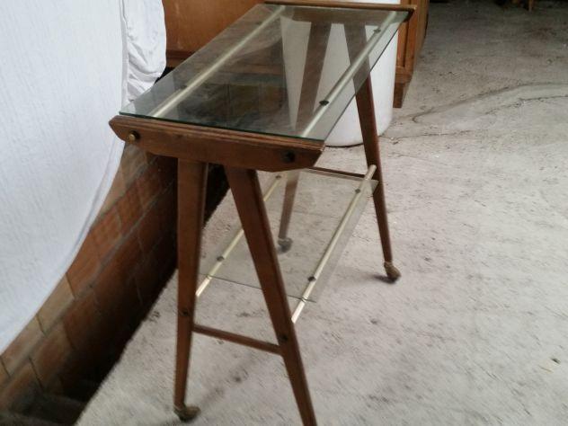 Carrello portatelevisore anni 50