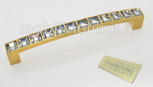 Maniglie per mobili con Swarovski in vendita online