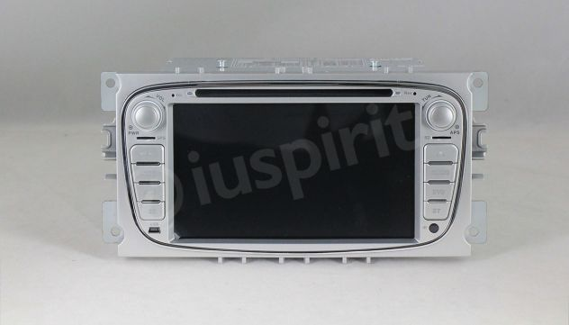 ANDROID DVD autoradio 2 DIN navigatore Ford Focus Mondeo C-Max S-Max - Foto 3